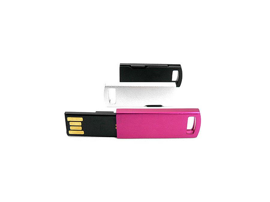 USB-Stick zum aufklappen aus Metall
