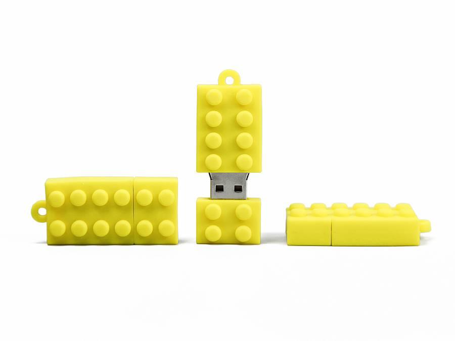 usb stick baustein lego stein aehnlich werbegeschenk