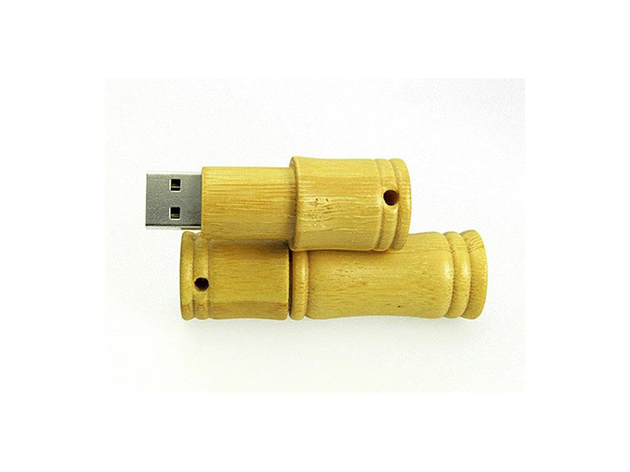 Werbeartikel Bambus USB-Stick aus Holz