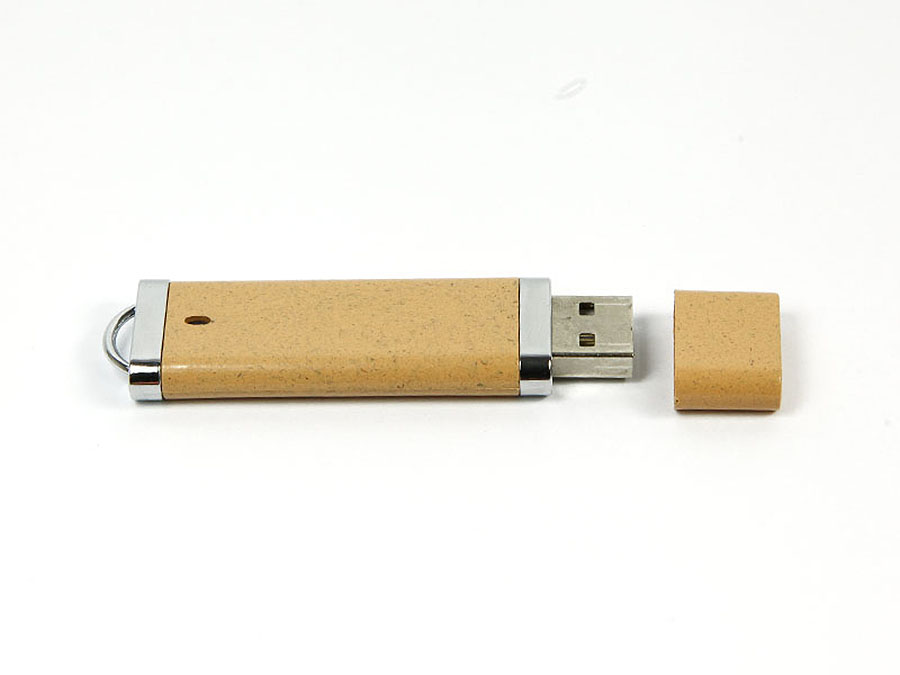 Werbeartikel Recycling USB-Sticks aus PLA