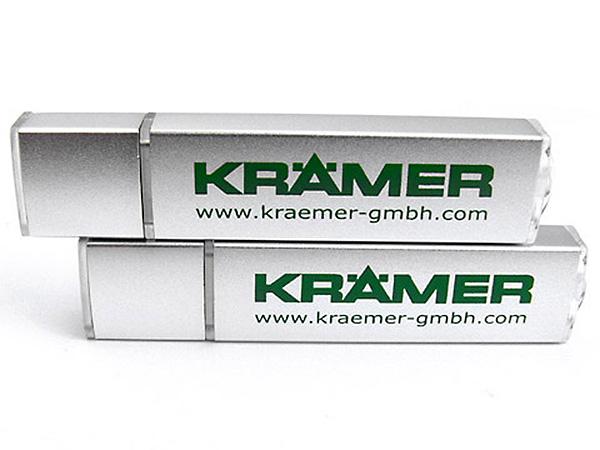 Aluminium USB Stick Werbeartikel metall schlicht