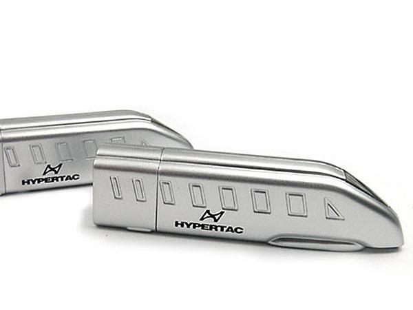 Hypertac Zug USB-Stick mit Logo bedruckt