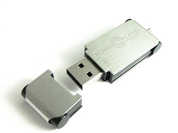 Metall USB-Stick mit Gravur