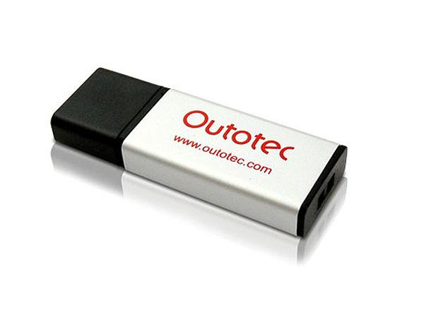 USB-Stick Outotec