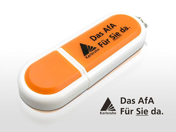 USB-Stick amt für Abfallwirtschaft Karlsruhe