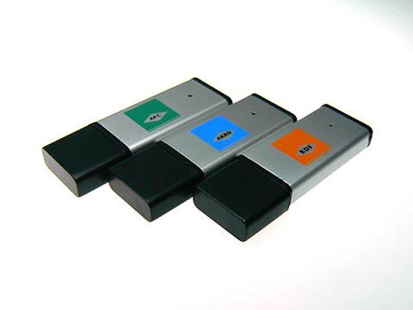 Werbeartikel Alu USB-Stick mit Logo bedruckt