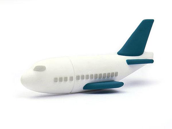 Custom Flugzeug USB-Stick in Wunschform