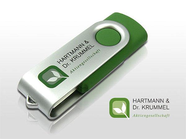 USb-Stick Hartmann und Dr. Krummel