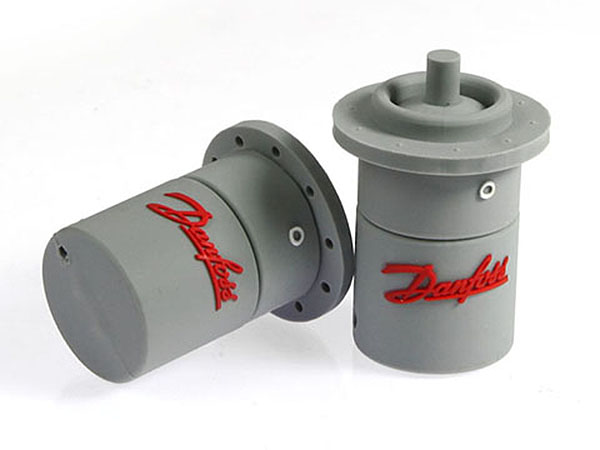 thermostat Danfoss USB-Stick