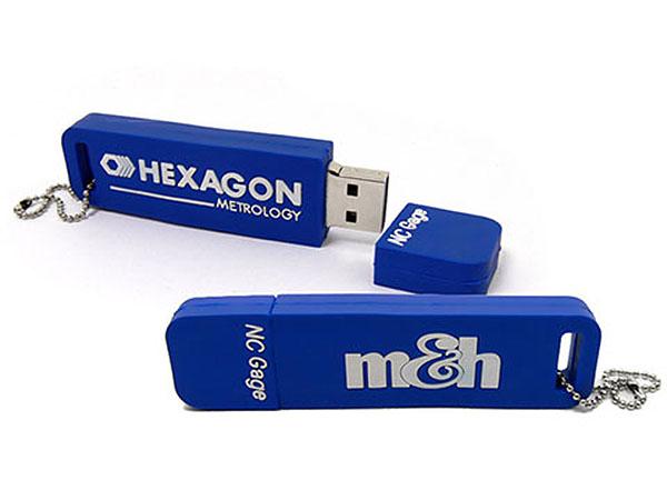 Hexagon Logo USB-Stick