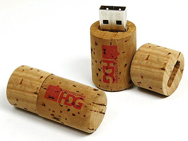 HDG Korken USB-Stick