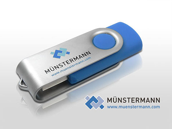 USB-Stick Münstermann