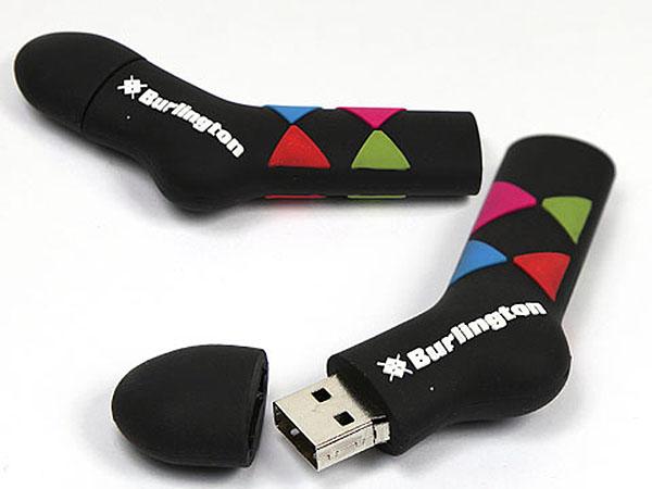 Burlington USB Socke