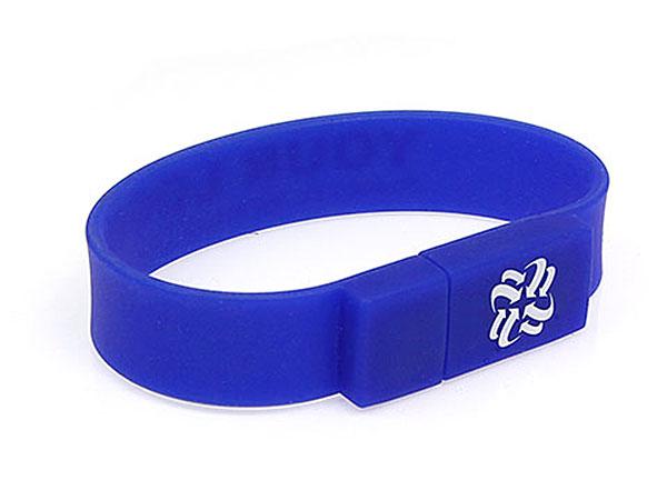 USB-Armband mit Logo