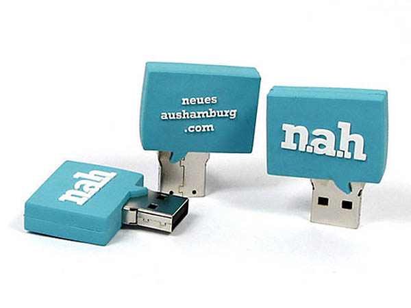 USB Sticks neues aus Hamburg Logo