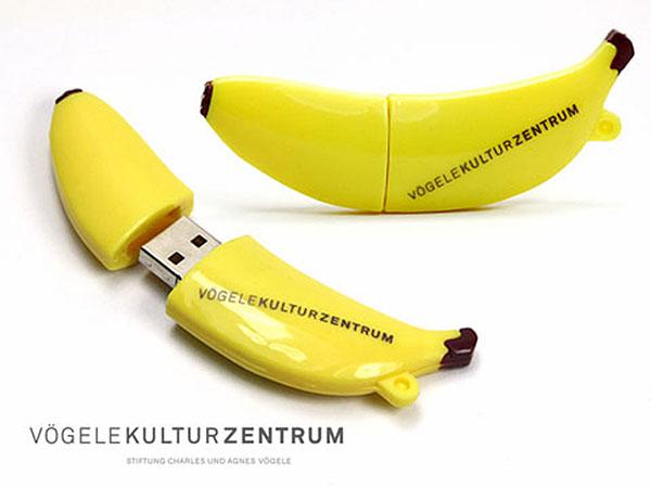 Vögele Banane USB-