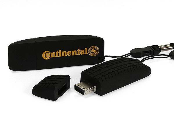 Werbeartikel Continental Reifen USB-Stick mit individuellem Logo