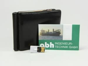Paper USB Visitenkarte