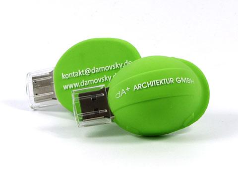 Berlin Baut Werbeartikel Bauhelm USB-Stick