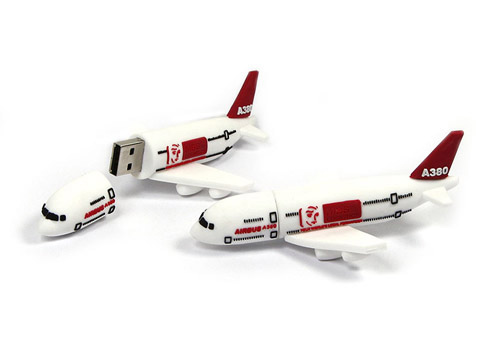 Custom USB Stick Airline aircargo