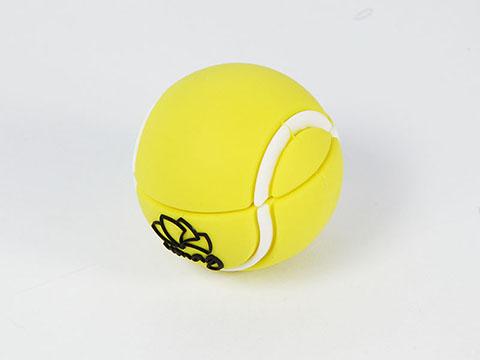UMAG Tennis USB-Stick mit eingearbeitetem Logo