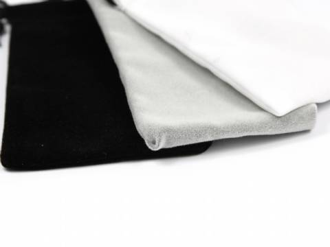 usb textilsäckchen material farben makro