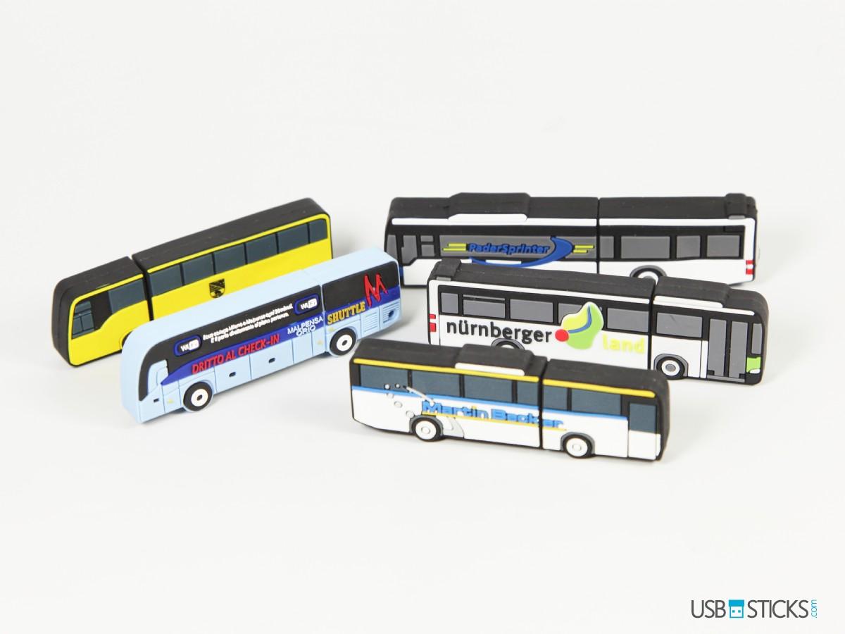 Werbegeschenke usb stick bus