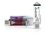 Matin Schwarze Crystal USB-Stick
