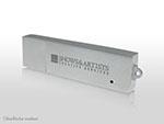 USB-Stick aus Metall mit Gravur als Werbeartikel