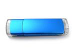 Aluminium USB Stick mit Logo Gravur