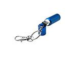 Metall USB-Stick Lipstick mit Schlüsselring und Karabiner Logodruck oder Gravur