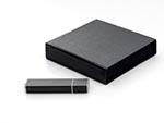 Günstiger Aluminium USB Stick mit Logo Druck oder Gravur für den Wiederverkauf