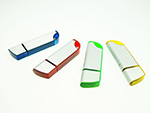 Bunte USB-Sticks aus Aluminium zum gravieren mit Logo