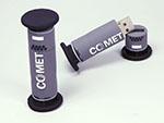 Comet Industrie Produkt Maschinenbau mit Logo als USB-Stick