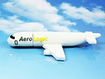Custom USB Stick Flugzeug Transportmaschiene Aero Logic