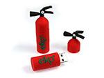 Elko Werbeartikel Feuerlöscher USB-Stick mit Logo