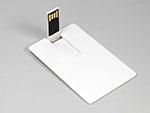 Flache USB-Stick Karte für den Geldbeutel und zum verschenken