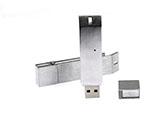 Flaschenöffner USB-Stick aus Metall
