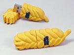 Getreide Weizen Gerste USB-Stick in Wunschform mit Logo