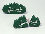 Heimweh Logo USB-Stick von Depot in aufwändiger flacher 2D Form