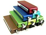 Hochwertiger mini Metall USB-Stick in vielen Standardfarben