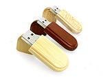 Holz USB Stick in verschiedenen Farben mit Logo