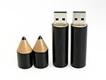 Holz USB Stick mit Logodruck oder Gravur als Give Away