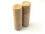 Holz USB Stick mit Logo nachhaltig und ökologisch