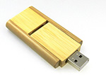 Holz USB Stick mit Logo Give Away
