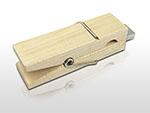 Hochwertige USB Holzwäscheklammer