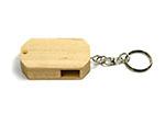 USB Drehstick aus Holz mit Druck oder Gravur als nachhaltiges Werbegeschenk