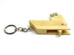 USB Stick aus Bambusholz, ökologisch und nachhaltiges Werbegeschenk