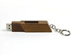 USB Stick aus Bambus mit Druck oder Gravur