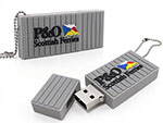 Container USB-Stick